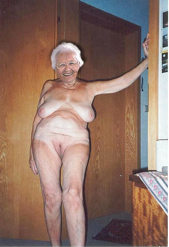 Фото голые бабушка