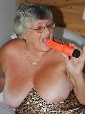 big granny titties
