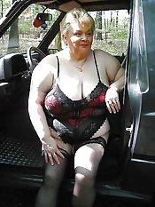 hot granny boobs