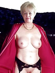horny granny tits
