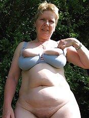 big grandma boobs