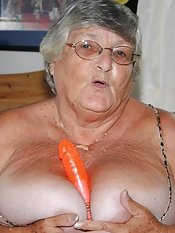 grannys big breast