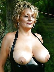 granny large boobs