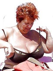 granny massive tits