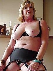 big juicy granny tits